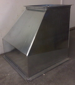 Candair Engineering Company Limited - Ducting, Grille Boxes