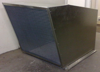 Candair Engineering Company Limited Ducting Grille
